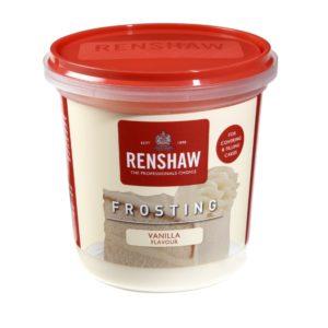 Vanilla Flavour Frosting 400g