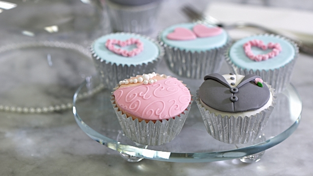 Wedding Favour Cupcakes Recipe