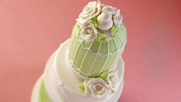Bird Cage Cake Recipe