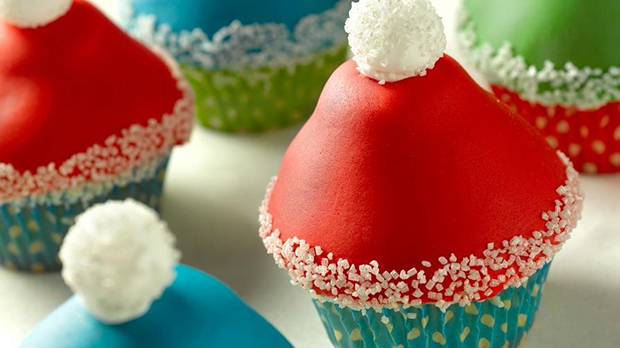 Bobble Hat Cupcakes Recipe