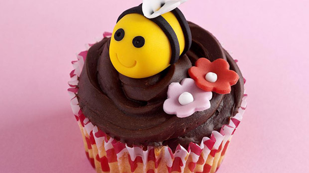 Bumble Bee Cupcakes Recipe