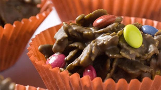 Chocolate Crispy Cakes Recipe