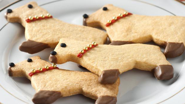 Corgi Biscuits Recipe
