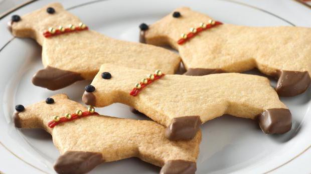 Corgi Biscuits Recipe