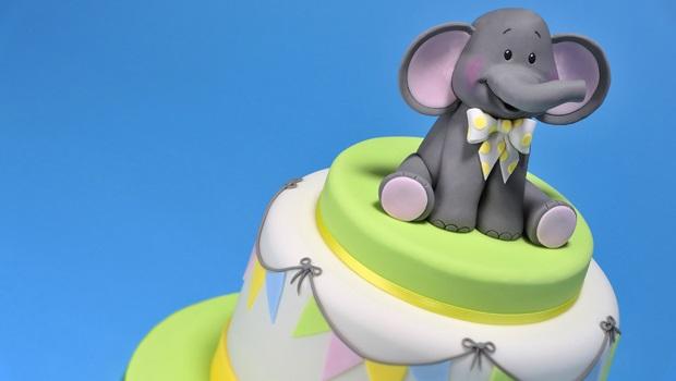 Elephant Cake Recipe