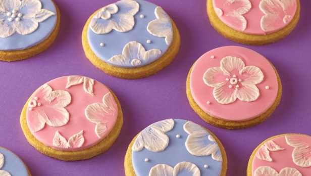Flower Biscuits Recipe