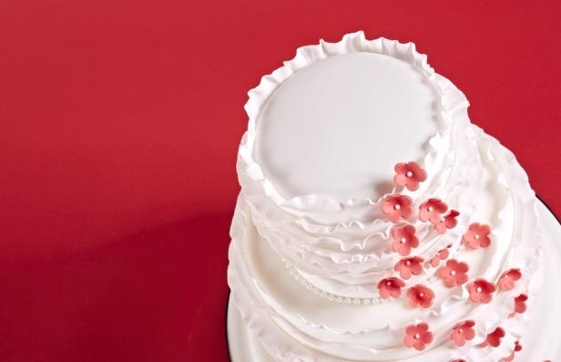 Frill Cake Recipe