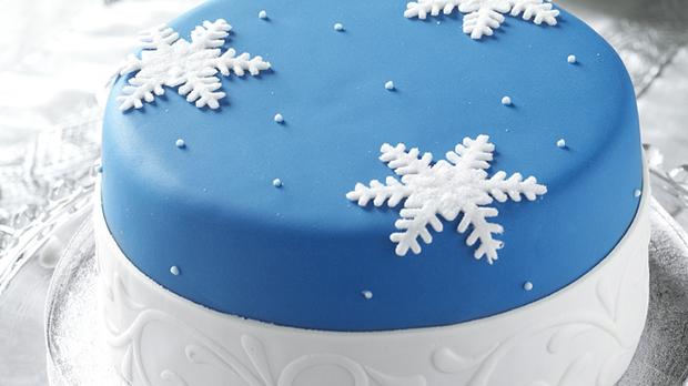 Snowflake Cake Recipe