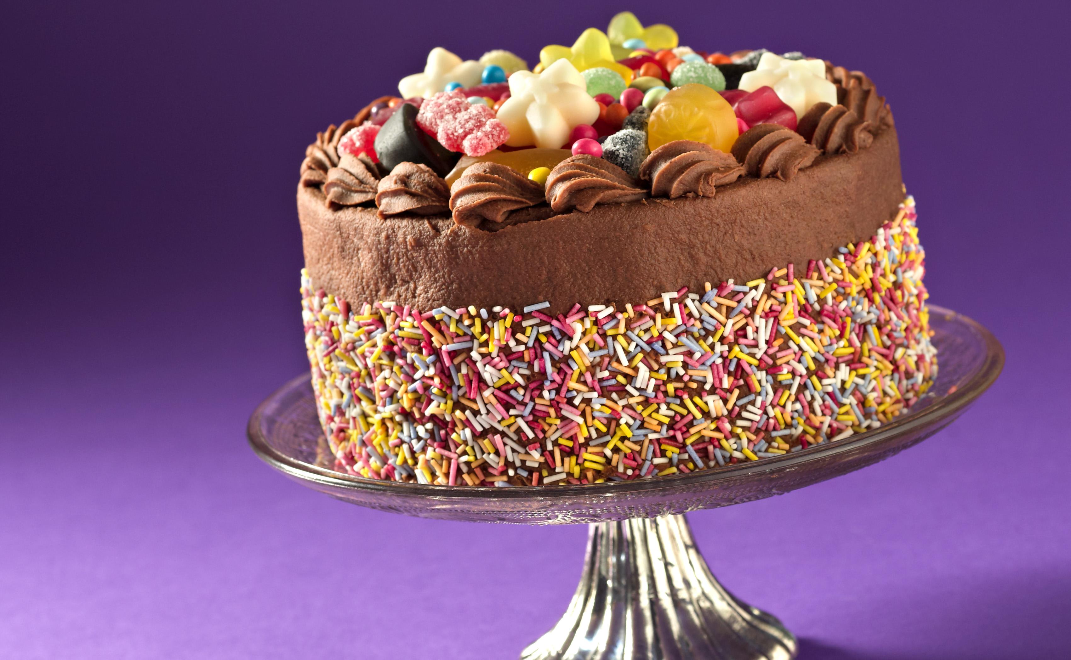 Sprinkle Cake Recipe