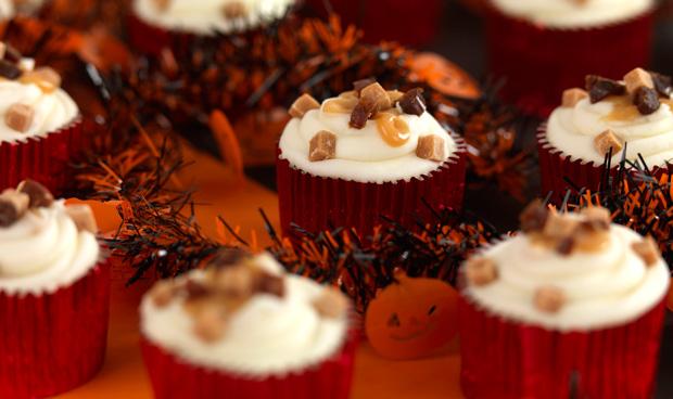 Sticky Toffee Cupcakes Recipe