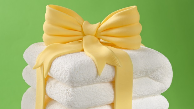 Towel Cake Recipe