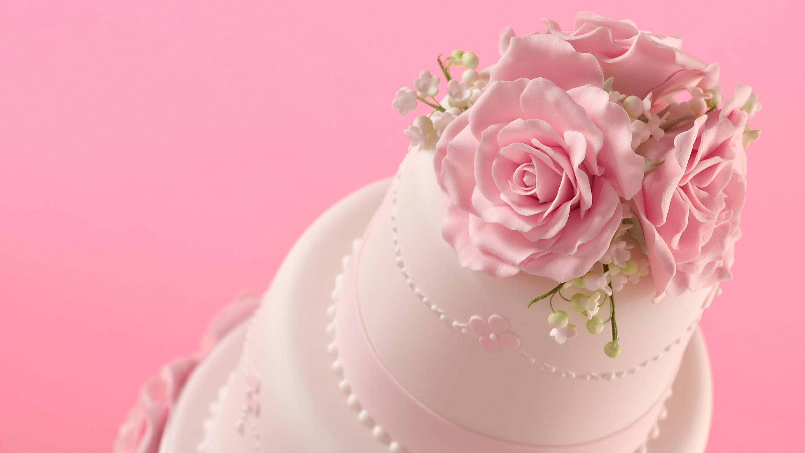 Vintage Flower Cake Recipe