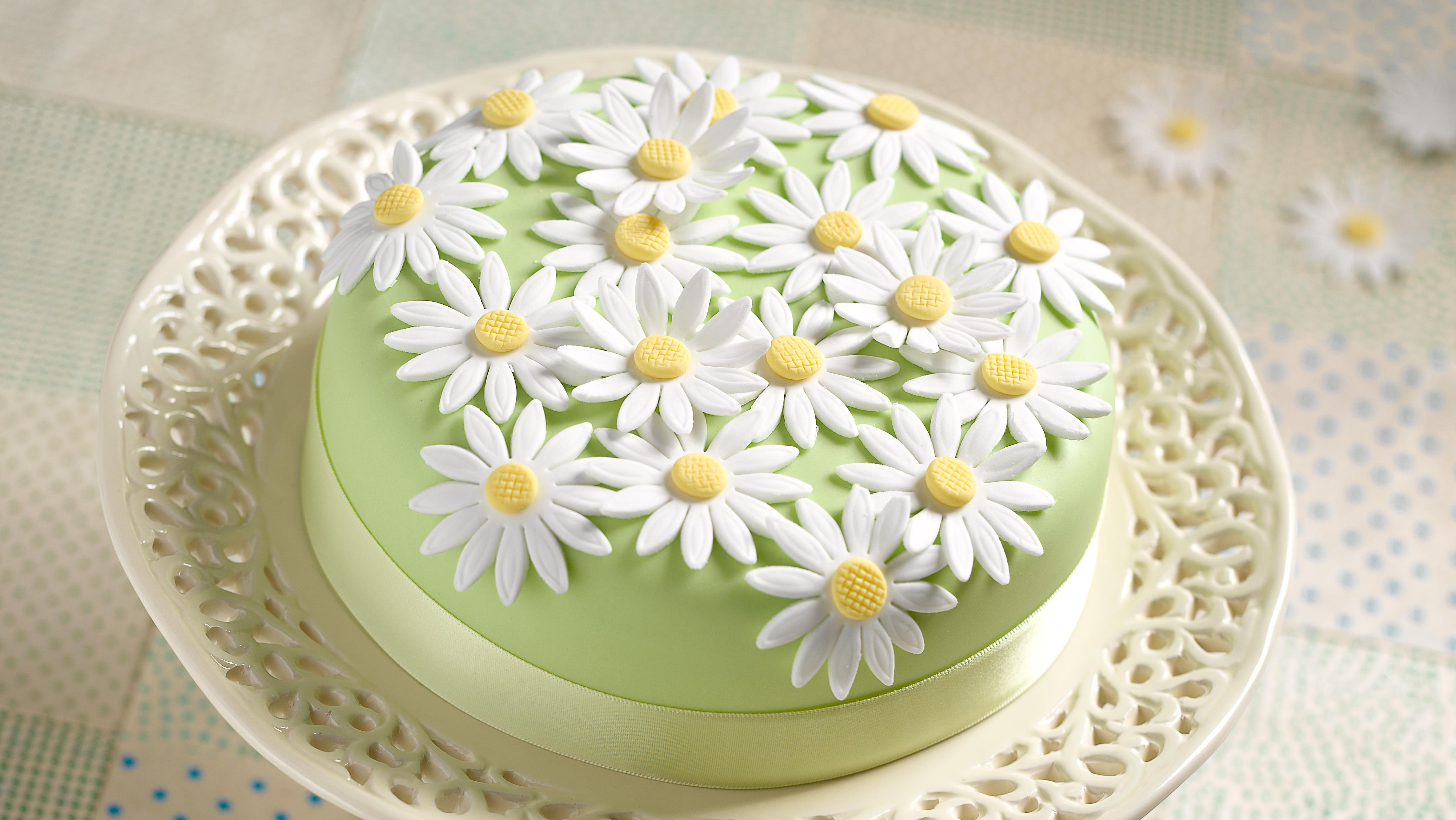 Daisy Cake Recipe