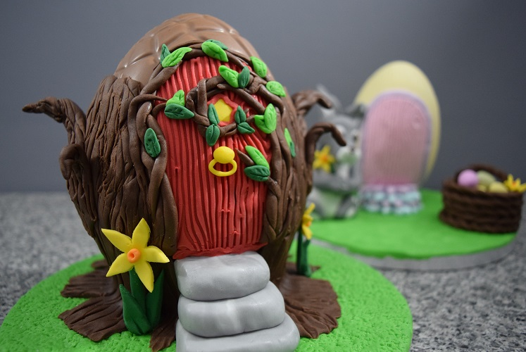 Fairy Door Easter Egg