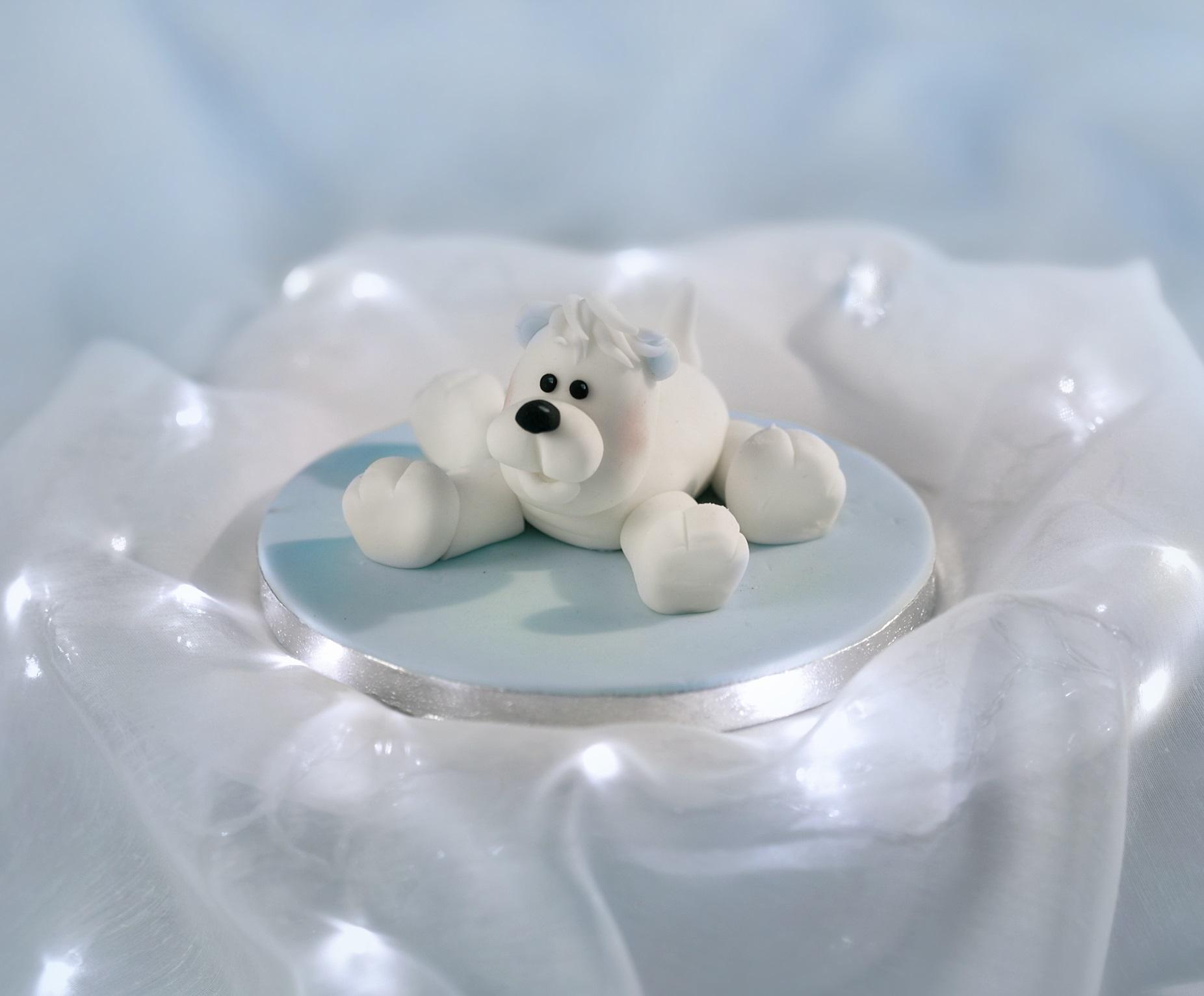 How To Model A Polar Bear