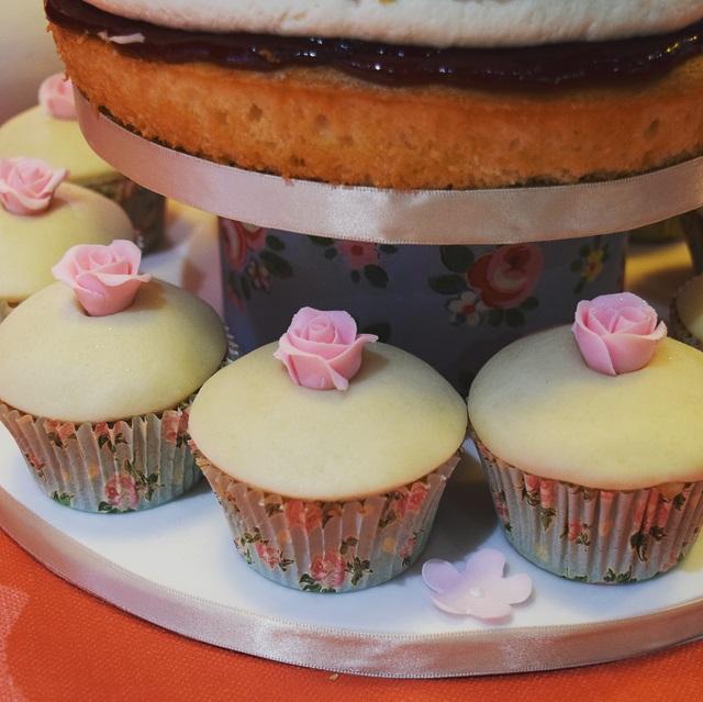Queen's Cupcakes