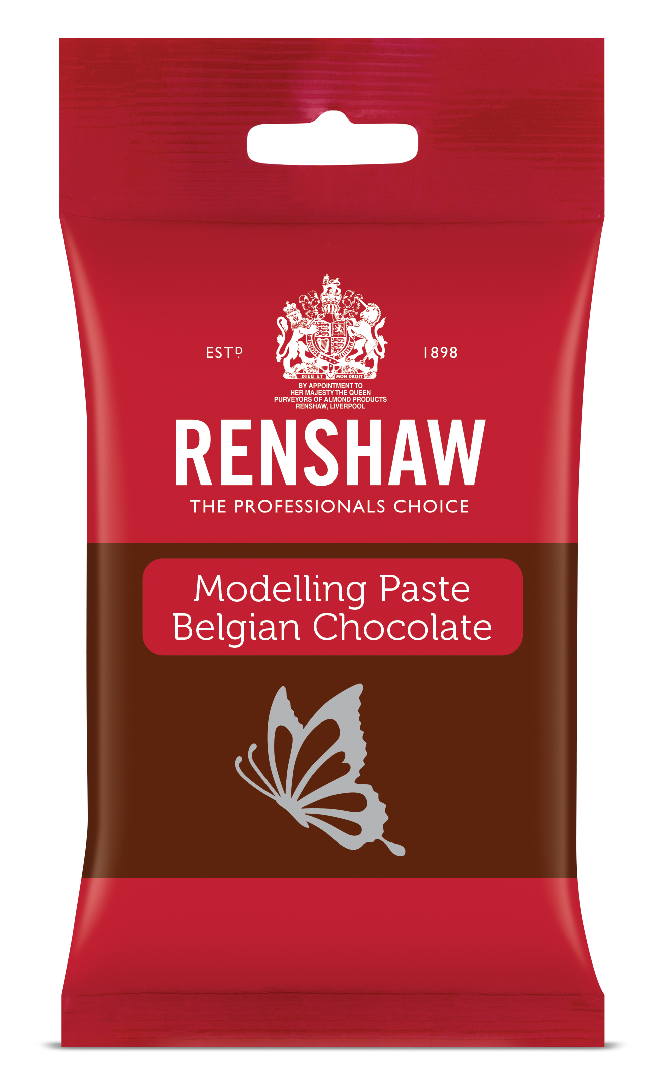 Belgian Milk Chocolate Modelling Paste