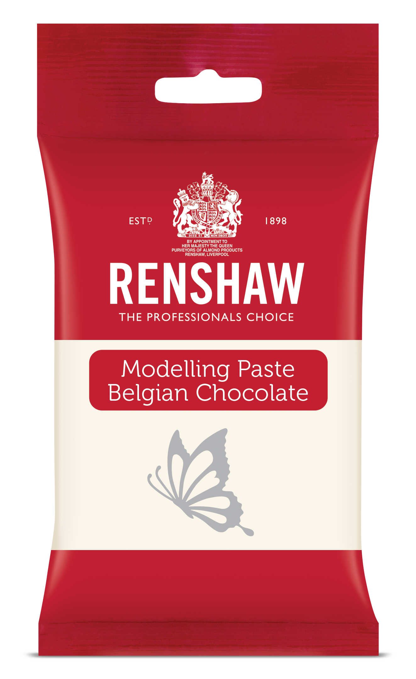 Belgian White Chocolate Modelling Paste