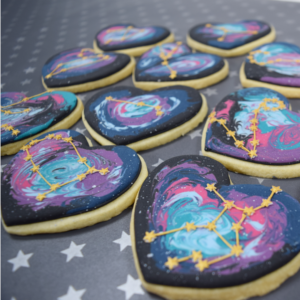 Star Sign Cookies