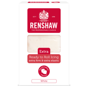 *NEW* Renshaw Extra Marshmallow Flavour Ready to Roll Icing 1kg