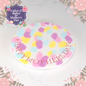 Mother's Day Cake Board by Francezka Bell