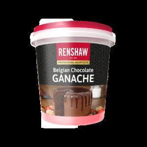 Belgian Chocolate Ganache
